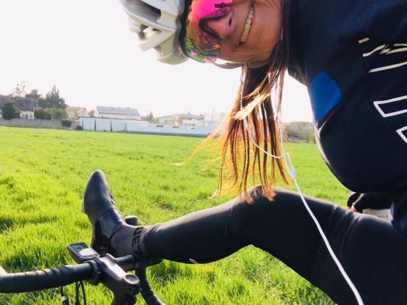 Stretching im Radsport