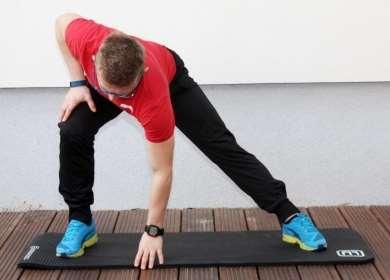 Stretching Adduktoren