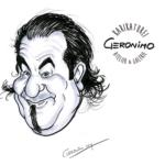 Geronimo Karikatur